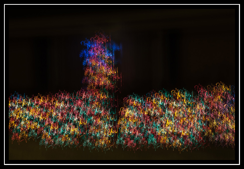Dancing Christmas Lights.